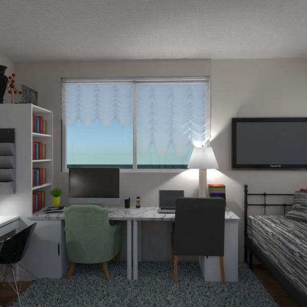 nuotraukos miegamasis biuras idėjos