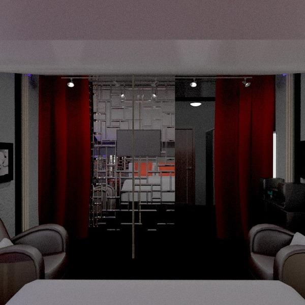 zdjęcia mieszkanie dom meble wystrój wnętrz zrób to sam pokój dzienny oświetlenie remont mieszkanie typu studio pomysły
