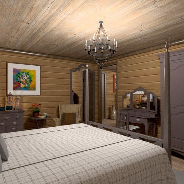 fotos muebles dormitorio iluminación descansillo ideas