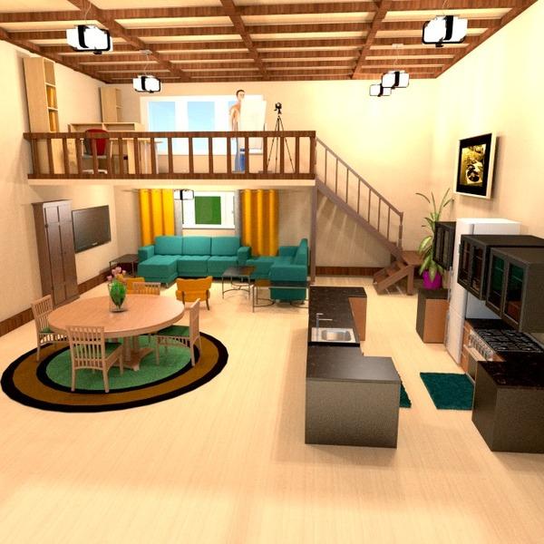 zdjęcia mieszkanie dom meble wystrój wnętrz pokój dzienny kuchnia gospodarstwo domowe jadalnia architektura mieszkanie typu studio pomysły