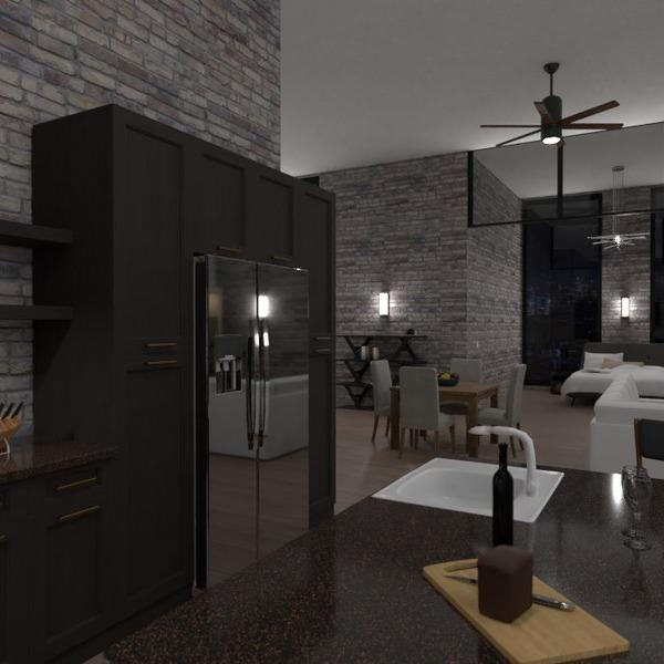 zdjęcia mieszkanie meble wystrój wnętrz oświetlenie mieszkanie typu studio pomysły