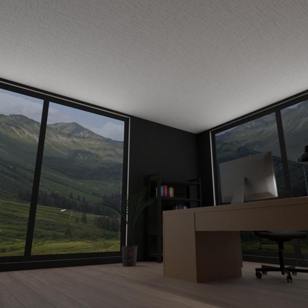 fotos mobiliar dekor büro beleuchtung ideen