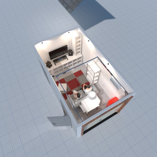 zdjęcia garaż pokój diecięcy biuro remont mieszkanie typu studio pomysły