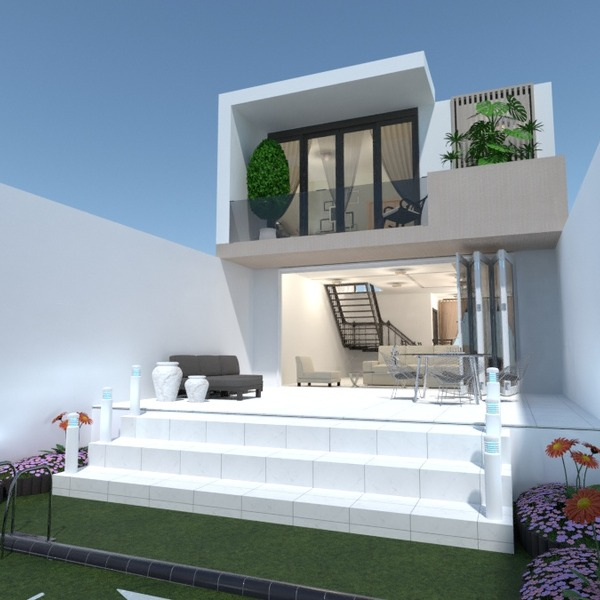 photos house terrace furniture decor diy outdoor lighting landscape ideas