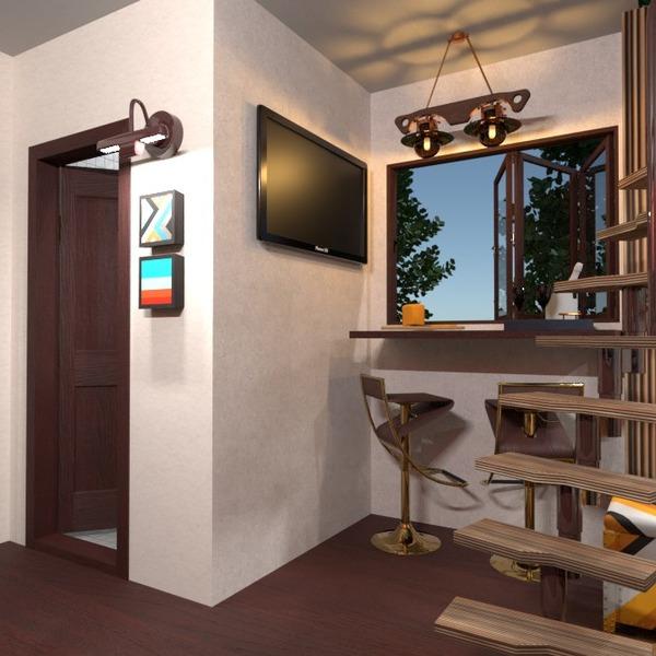 foto casa decorazioni saggiorno illuminazione monolocale idee