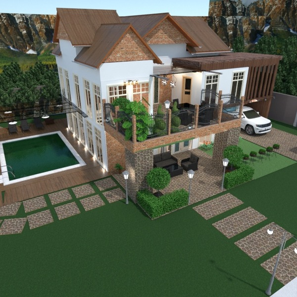 foto casa veranda decorazioni idee