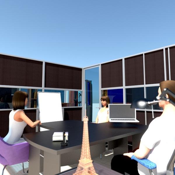 fotos mobiliar büro ideen