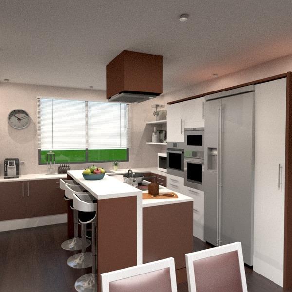 fotos casa cozinha área externa iluminação utensílios domésticos cafeterias sala de jantar ideias