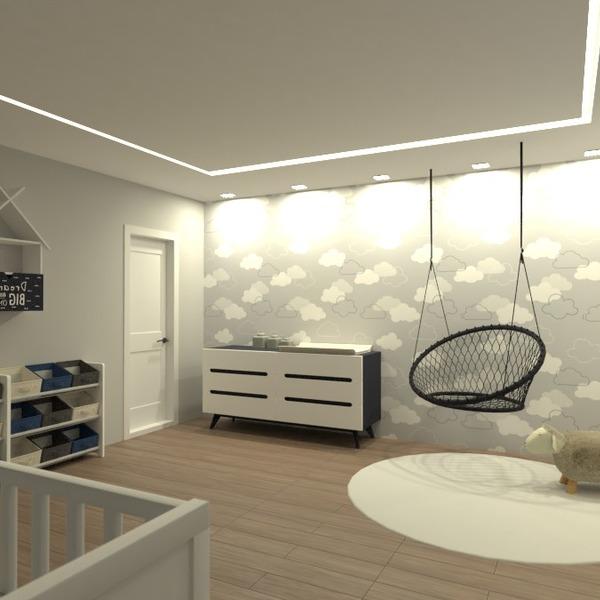 photos appartement meubles chambre à coucher eclairage rénovation idées