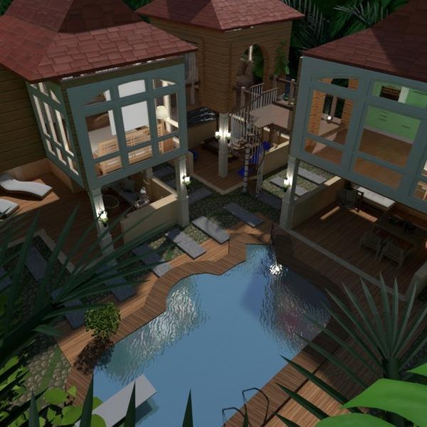 fotos apartamento casa terraza exterior paisaje ideas