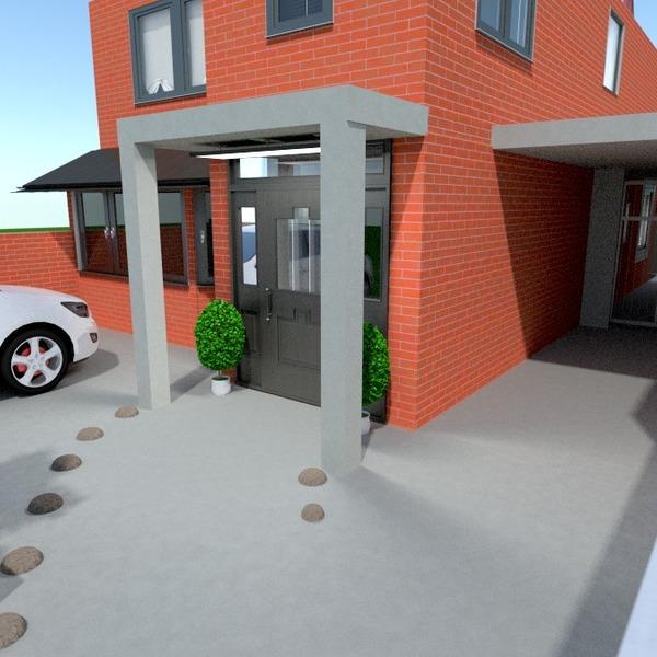 fotos casa decoração faça você mesmo área externa iluminação paisagismo arquitetura patamar ideias