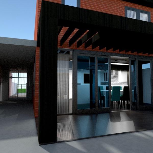 fotos casa varanda inferior mobílias decoração faça você mesmo cozinha área externa iluminação reforma utensílios domésticos sala de jantar arquitetura patamar ideias