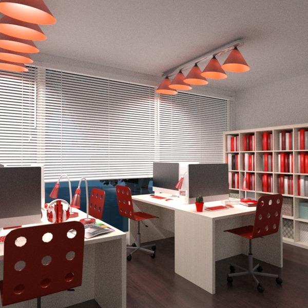 fotos mobílias decoração escritório estúdio ideias