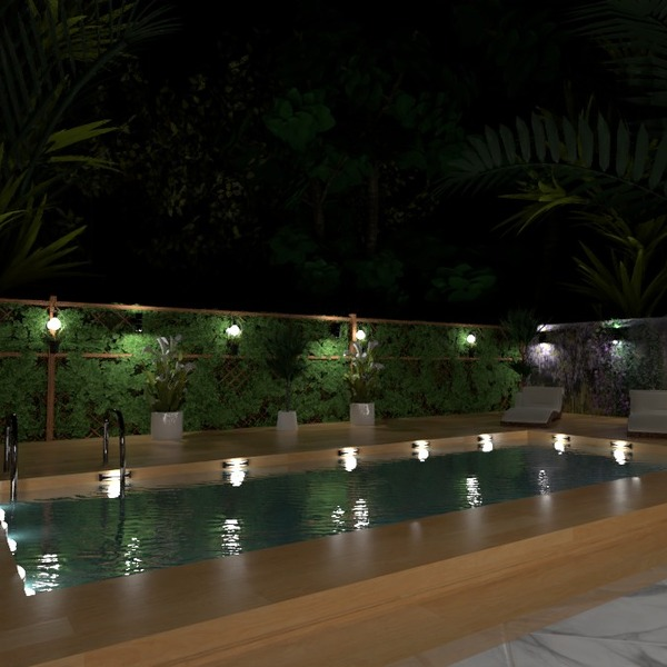 fotos casa decoración exterior iluminación ideas