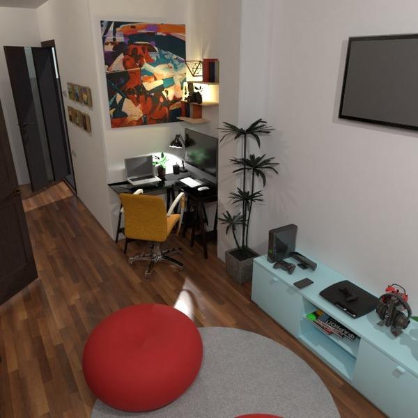 fotos dormitório iluminação utensílios domésticos estúdio ideias