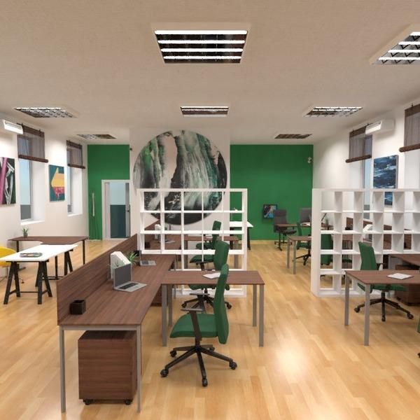 fotos mobílias escritório iluminação ideias