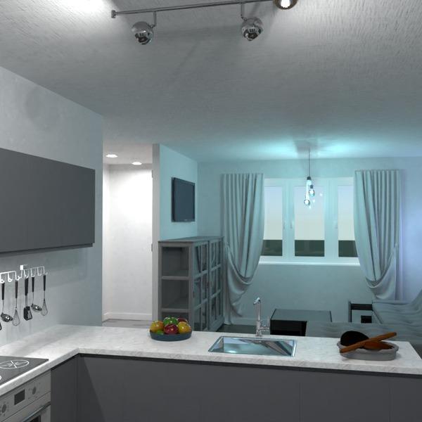nuotraukos svetainė virtuvė idėjos