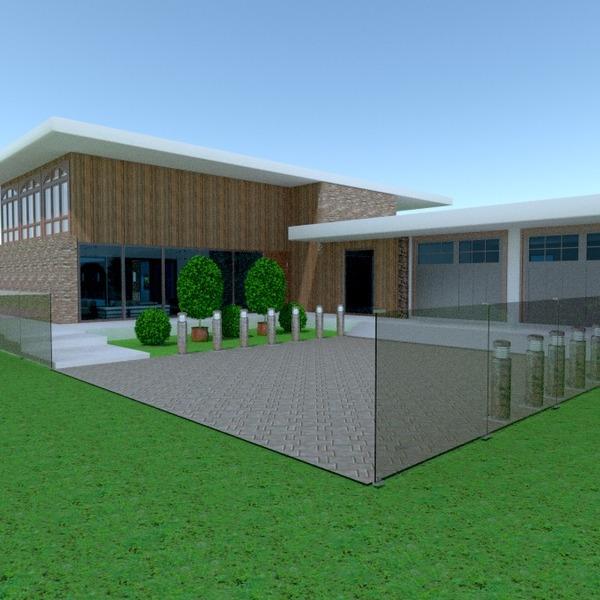 fotos casa decoración bricolaje garaje exterior iluminación paisaje descansillo ideas