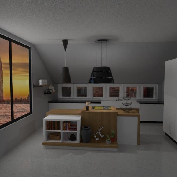 fotos cozinha iluminação paisagismo ideias