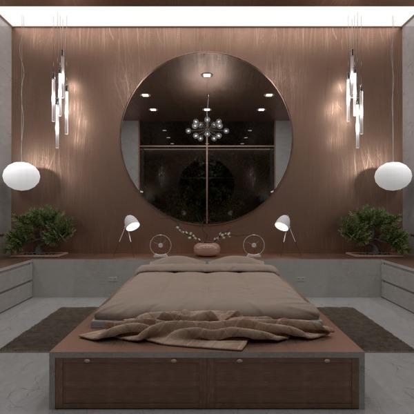 foto casa camera da letto illuminazione architettura ripostiglio idee