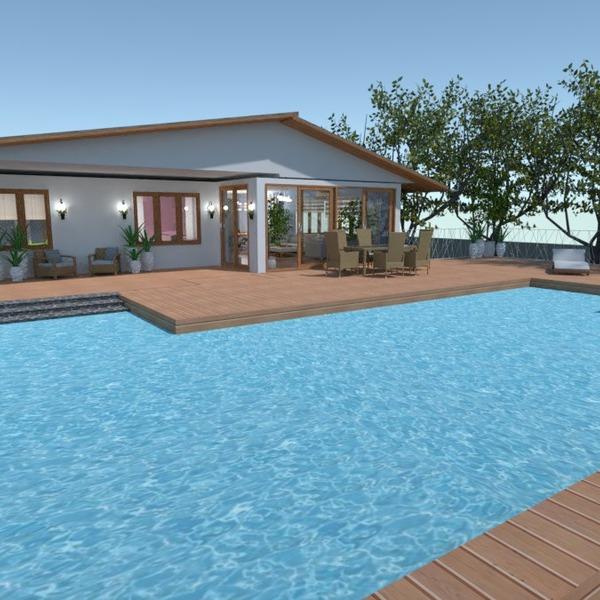 foto casa veranda paesaggio idee