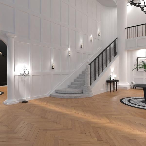 fotos casa decoración iluminación arquitectura descansillo ideas