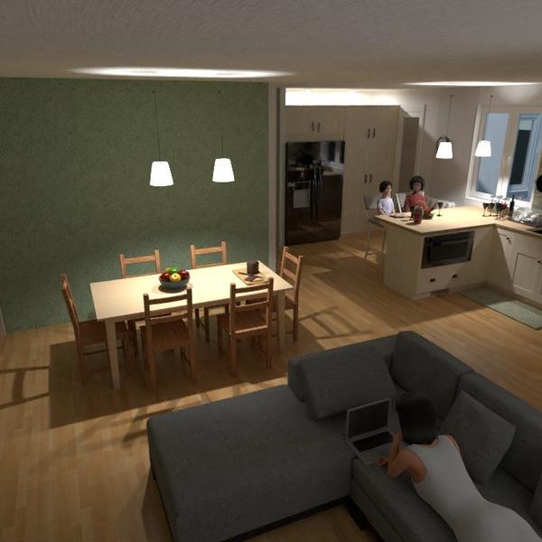 fotos apartamento salón cocina hogar comedor ideas