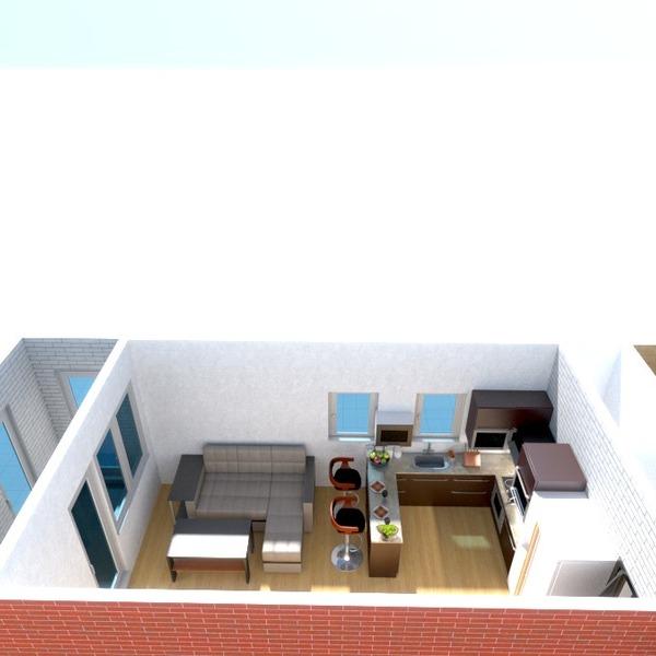 foto appartamento decorazioni saggiorno cucina rinnovo idee