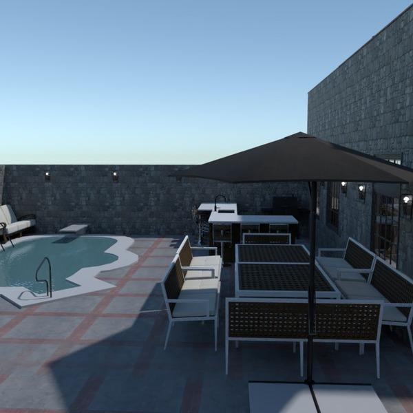 photos terrasse meubles extérieur paysage maison idées