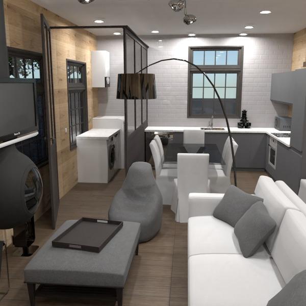 photos maison meubles salon cuisine maison idées