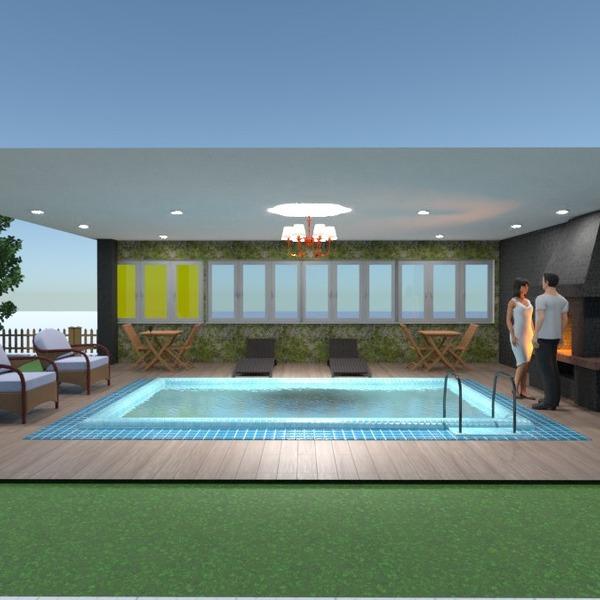 nuotraukos terasa dekoras svetainė eksterjeras idėjos