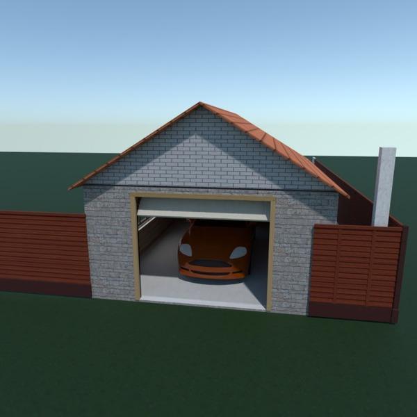 nuotraukos garažas idėjos