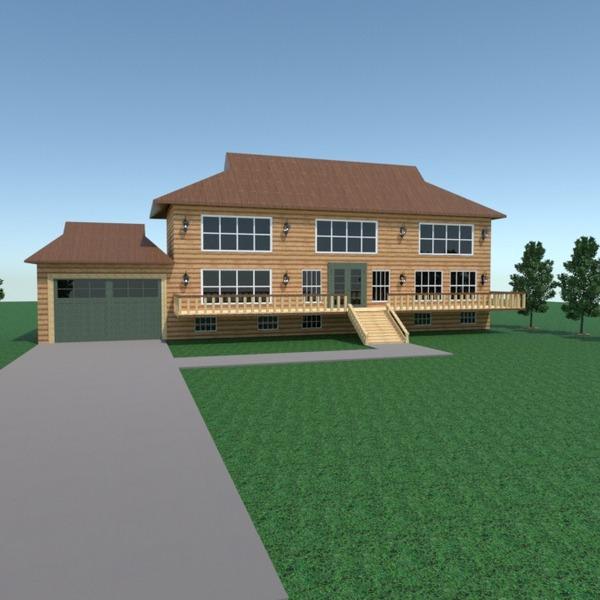 идеи дом освещение ландшафтный дизайн архитектура идеи