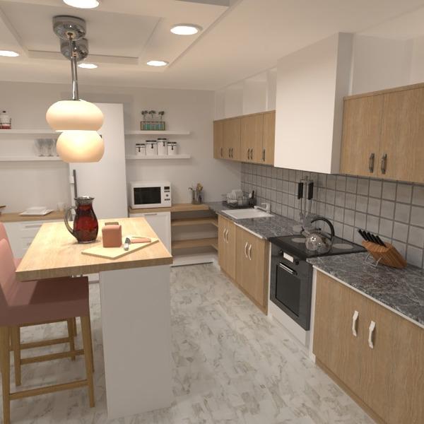 zdjęcia dom meble wystrój wnętrz kuchnia oświetlenie pomysły