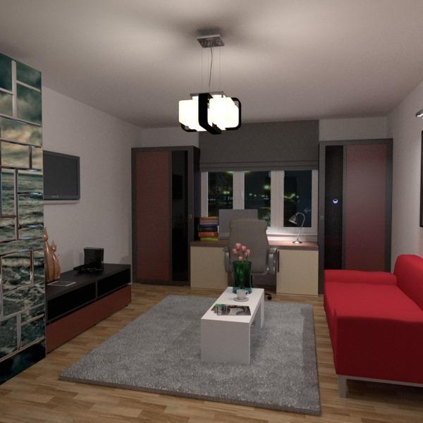 fotos apartamento mobílias quarto escritório despensa ideias