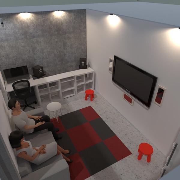 fotos habitación infantil iluminación estudio ideas