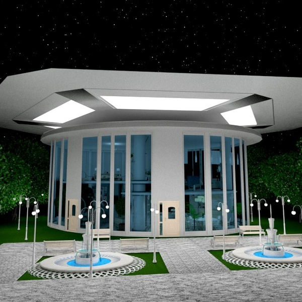 foto casa decorazioni angolo fai-da-te esterno illuminazione paesaggio architettura idee
