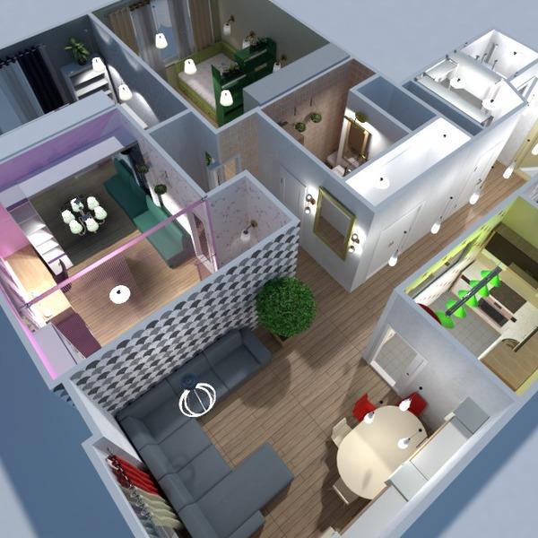 fotos apartamento salón reforma comedor ideas