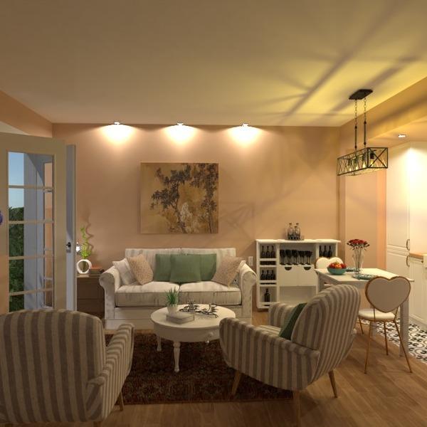 photos appartement diy salon cuisine idées
