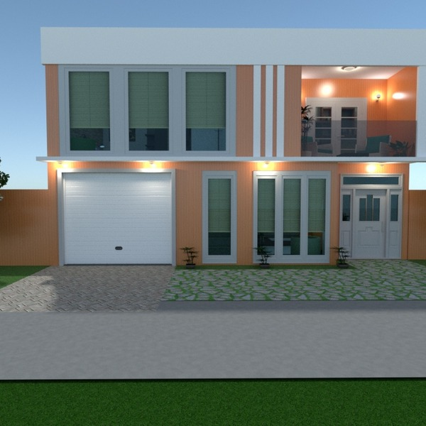 fotos apartamento varanda inferior faça você mesmo garagem área externa iluminação paisagismo arquitetura patamar ideias