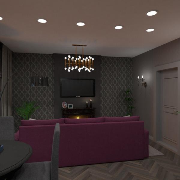 fotos wohnung wohnzimmer küche beleuchtung renovierung ideen