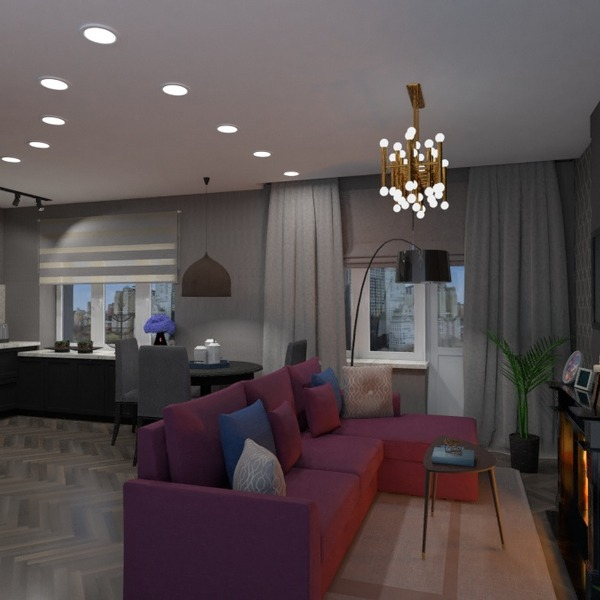 photos appartement maison salon cuisine salle à manger idées