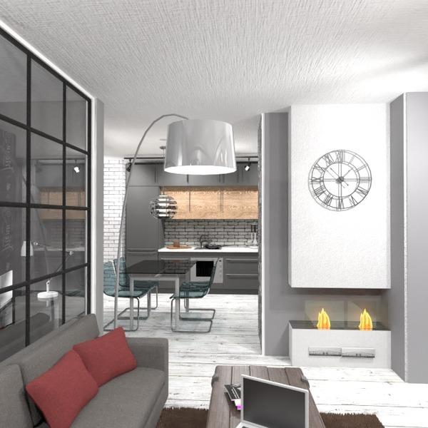zdjęcia mieszkanie kuchnia jadalnia mieszkanie typu studio pomysły