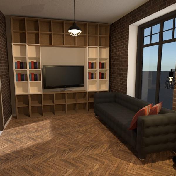 fotos casa muebles decoración salón trastero ideas