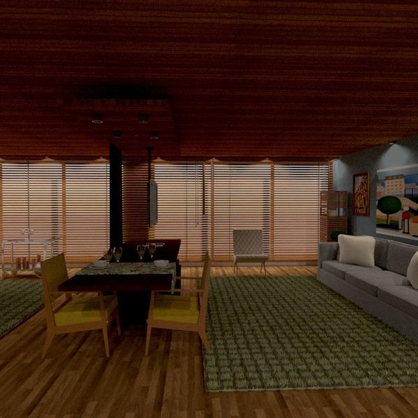 photos appartement meubles décoration diy eclairage salle à manger idées