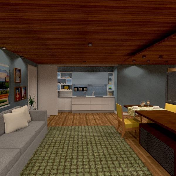 photos appartement meubles diy cuisine eclairage salle à manger entrée idées