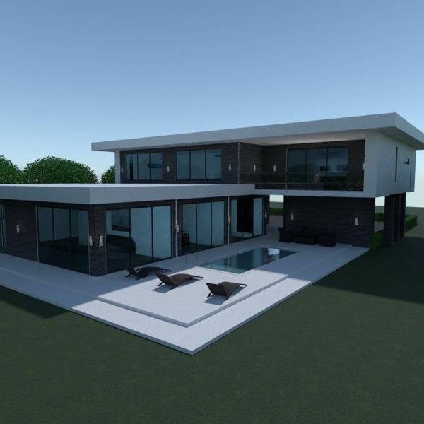 foto casa esterno rinnovo paesaggio architettura idee