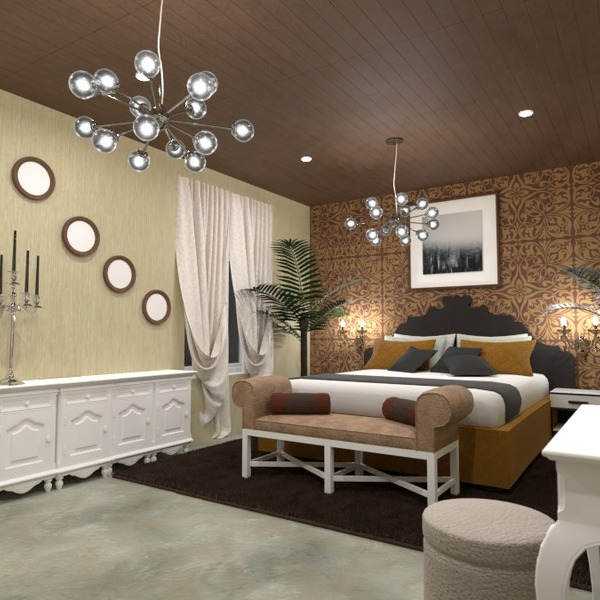 идеи декор спальня освещение идеи