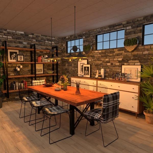nuotraukos butas baldai dekoras apšvietimas valgomasis idėjos