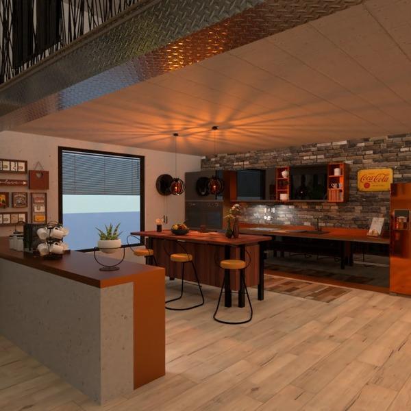 nuotraukos butas baldai dekoras virtuvė apšvietimas idėjos